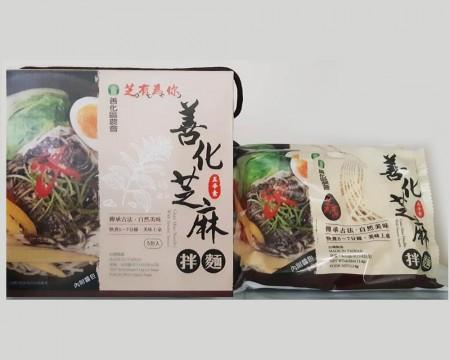 善化芝麻拌麵-12盒60入