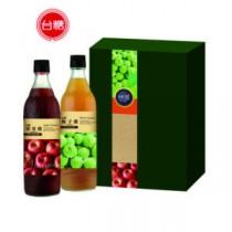 《台糖》水果醋禮盒