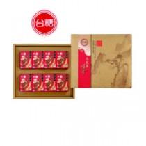 《台糖》高麗蔘蜆精(62ml*8瓶/盒)