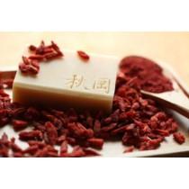 【秋岡手工皂】紅麴蜂蜜皂 Red yeast rice honey