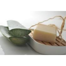 【秋岡手工皂】 蘆薈薄荷皂  Aloe Mint