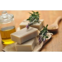 【秋岡手工皂】  薰衣草蜂蜜皂Lavender honey
